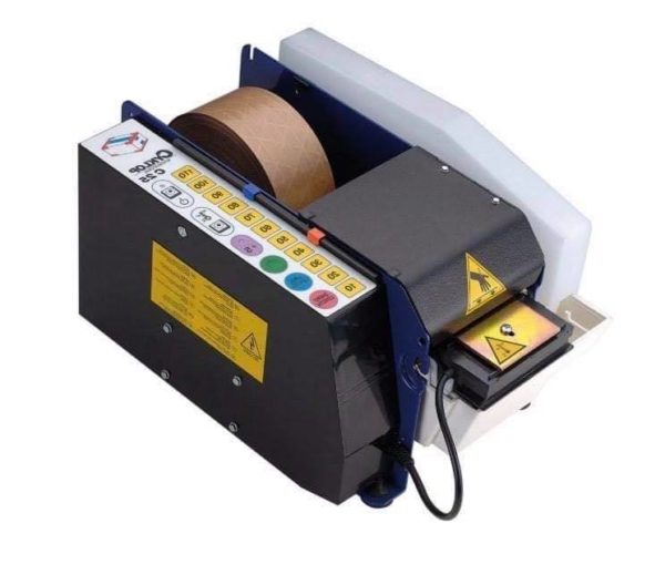 เครื่องปิดกระดาษกาวใช้น้ำอัตโนมัติ